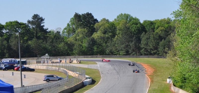 The Mitty 2014 at Road Atlanta - Monoposto Formula and Classic - Group 4A and 4B 37