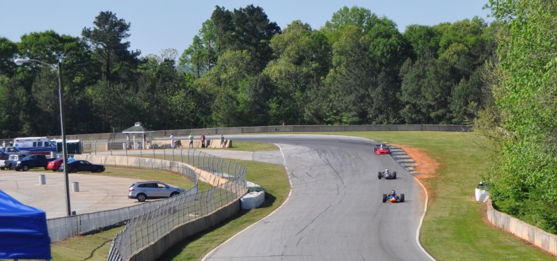 The Mitty 2014 at Road Atlanta - Monoposto Formula and Classic - Group 4A and 4B 38