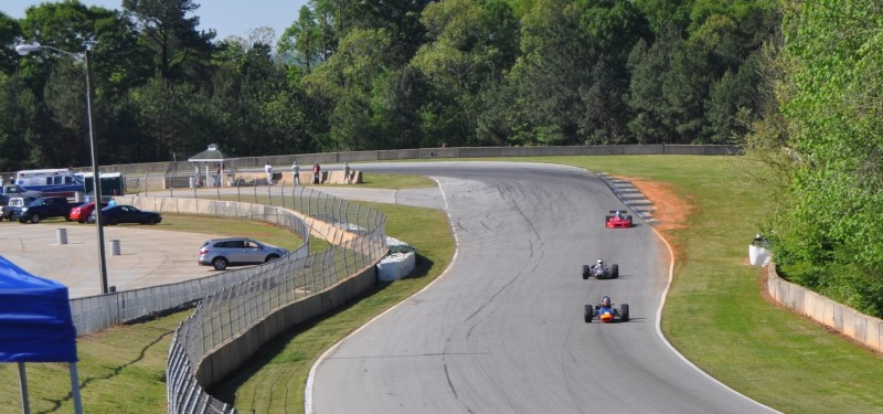 The Mitty 2014 at Road Atlanta - Monoposto Formula and Classic - Group 4A and 4B 39
