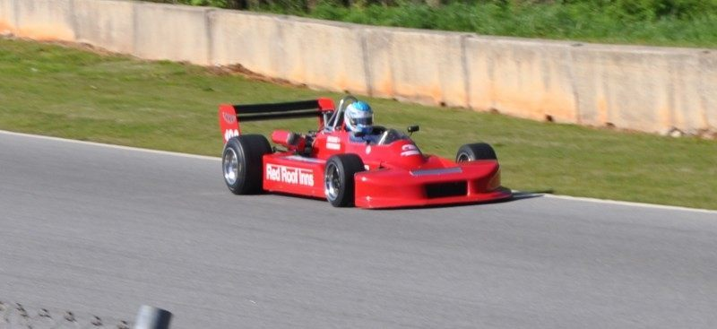The Mitty 2014 at Road Atlanta - Monoposto Formula and Classic - Group 4A and 4B 6