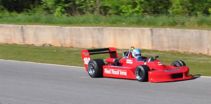 The Mitty 2014 at Road Atlanta - Monoposto Formula and Classic - Group 4A and 4B 7