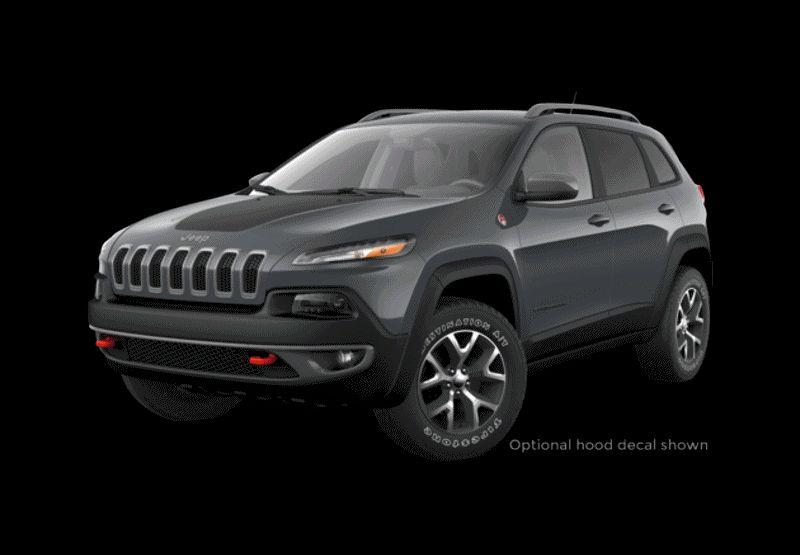 2014 Jeep Cherokee - Models GIF