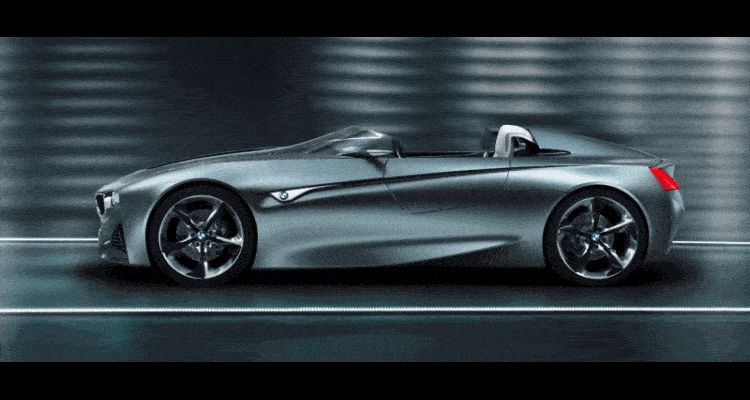 Concept Flashback, Part Two - 2011 BMW Vision ConnectedDrive GIF DOORS
