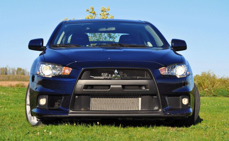 Here Comes the GIF! Mitsu EVO GSR Animated in 44 High-Res Images