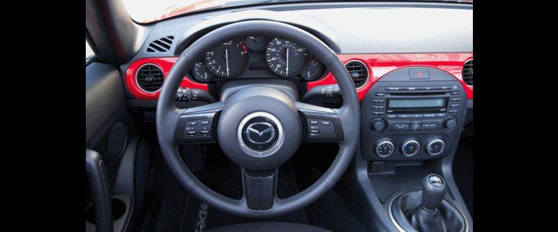 2014 Mazda MX-5 CLUB Animated 2 GIF