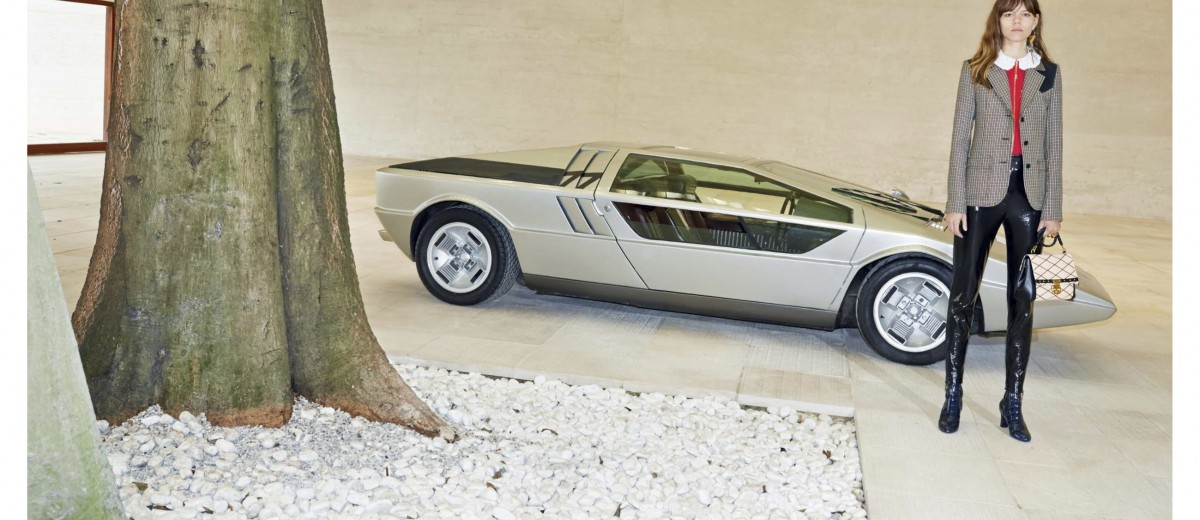 1972 Maserati Boomerang 10