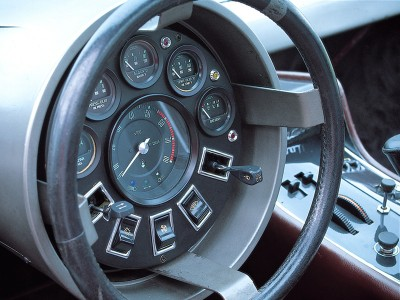 1972 Maserati Boomerang 27