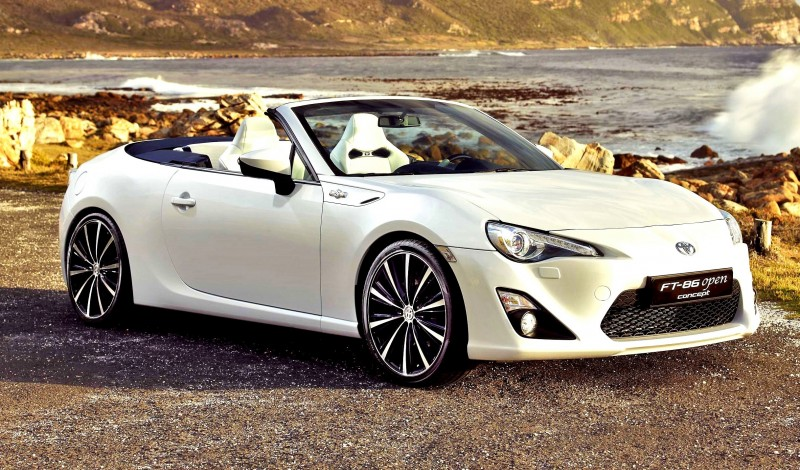 2013 Toyota FT86 Open Concept 10