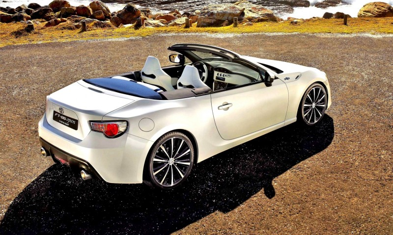 2013 Toyota FT86 Open Concept 17