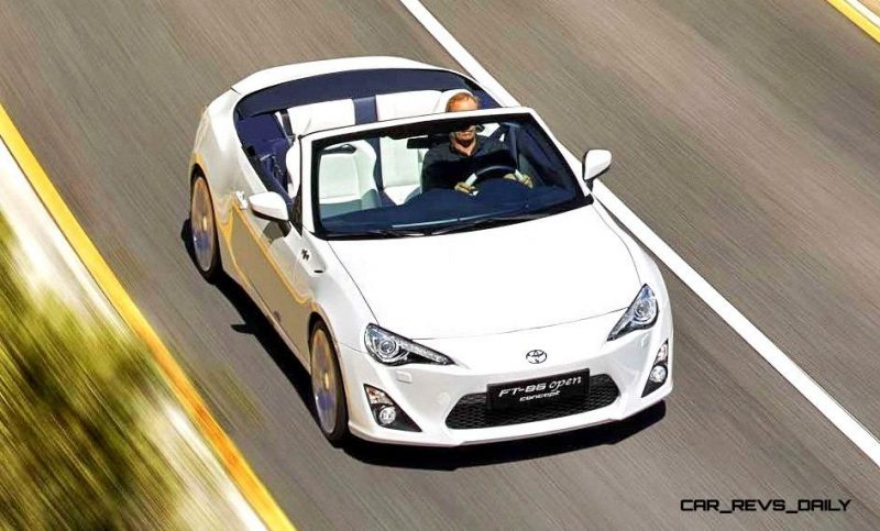 2013 Toyota FT86 Open Concept 5