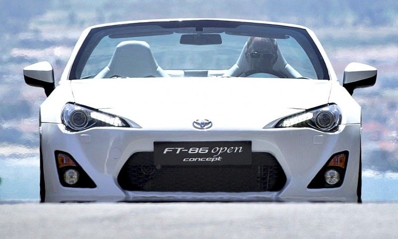 2013 Toyota FT86 Open Concept 7