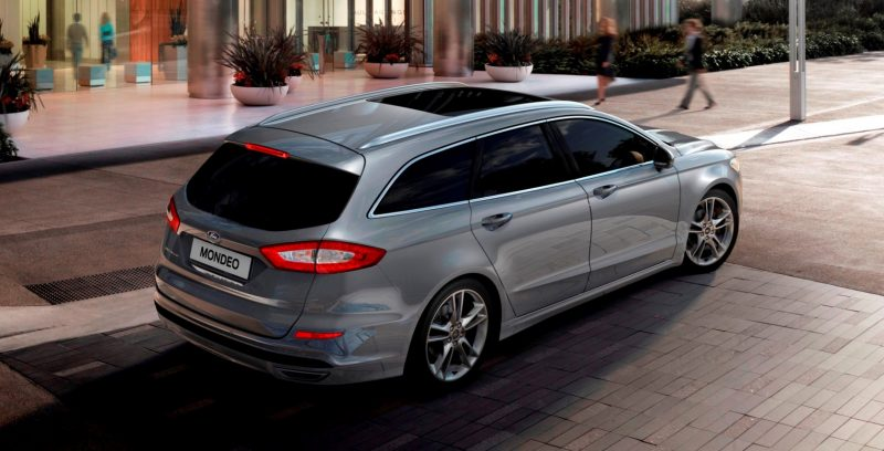2015 Ford Mondeo 15