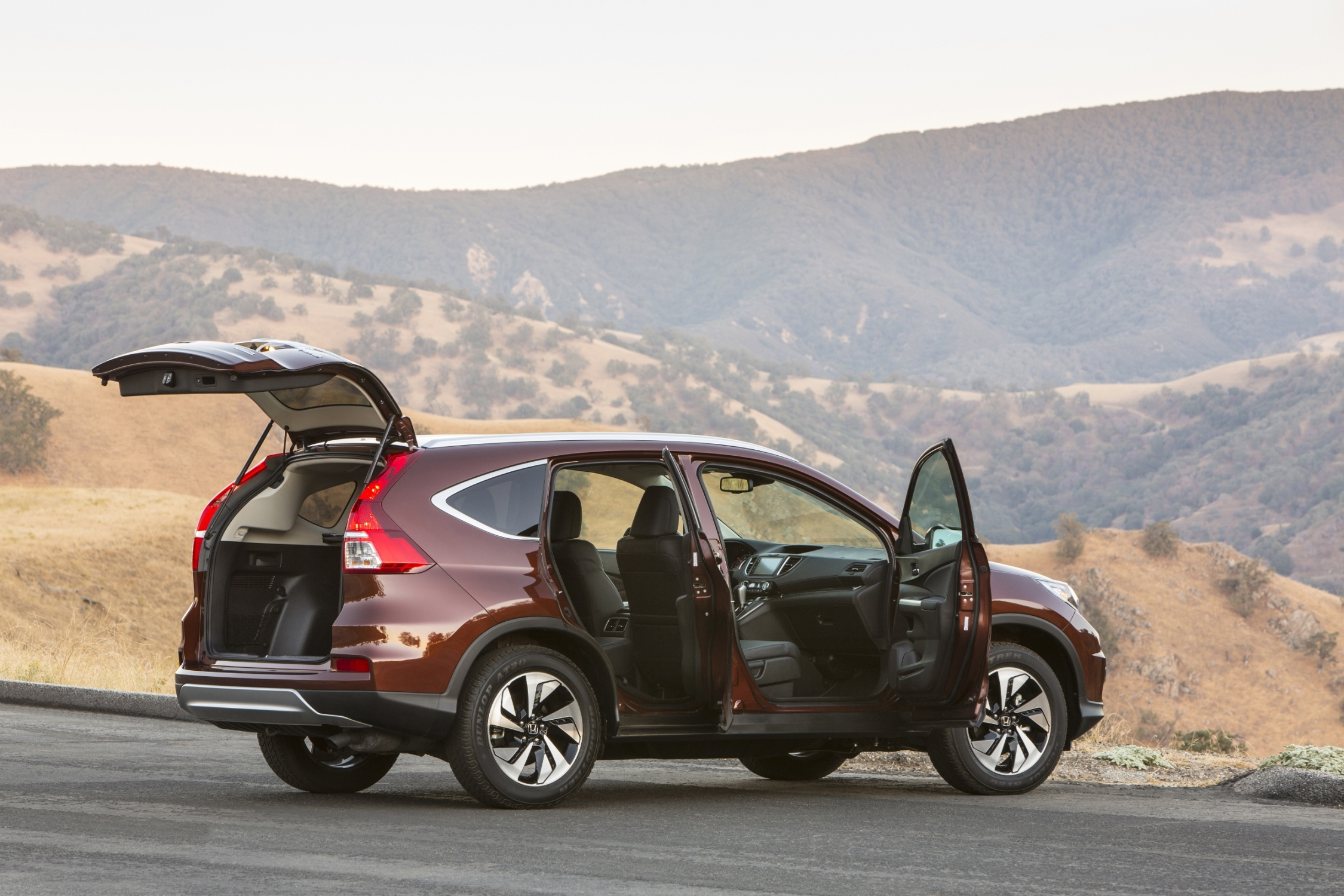 2015 honda cr v revealed with more torque more tech and for 2015 honda crv price