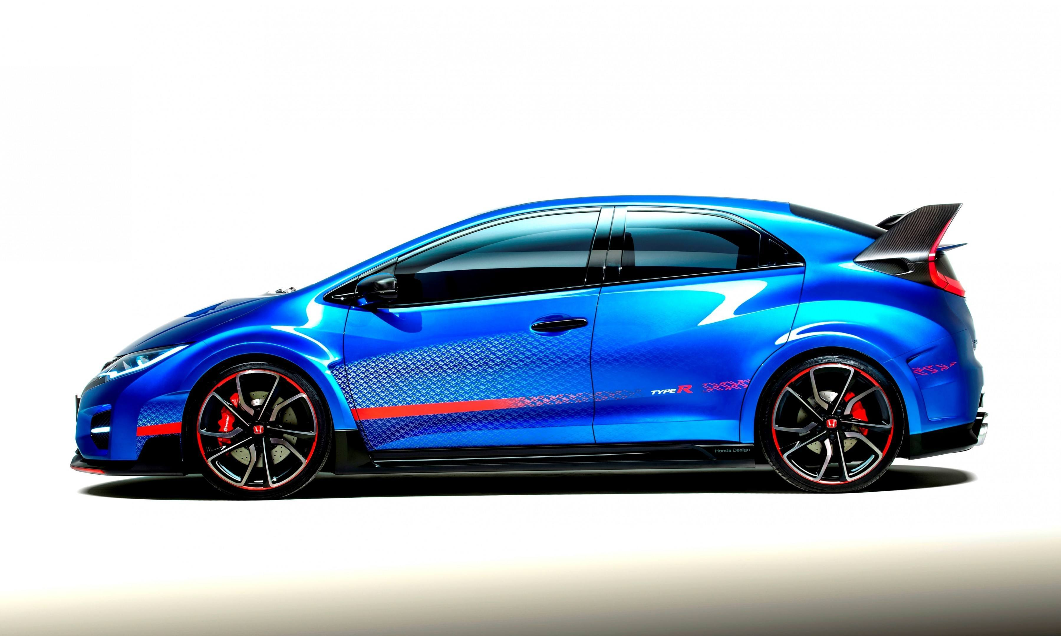 2015 Honda Civic Type R Previewed By Crisp and Clean New ...