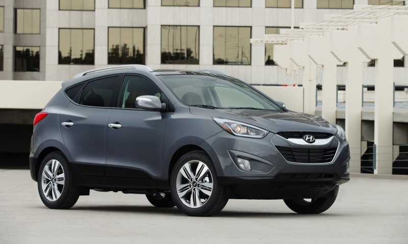 2015 Hyundai Tucson is Trendy Crossover With Loaded Pricing Under $30,000 1