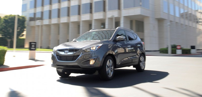 2015 Hyundai Tucson is Trendy Crossover With Loaded Pricing Under $30,000 10