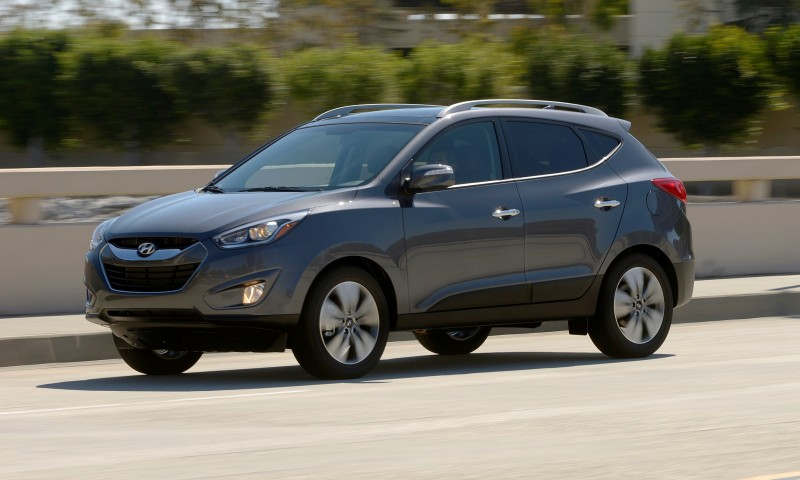2015 Hyundai Tucson is Trendy Crossover With Loaded Pricing Under $30,000 2