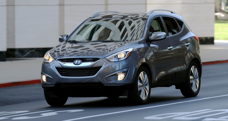 2015 Hyundai Tucson is Trendy Crossover With Loaded Pricing Under $30,000 3