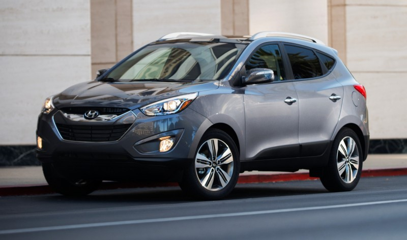 2015 Hyundai Tucson is Trendy Crossover With Loaded Pricing Under $30,000 4