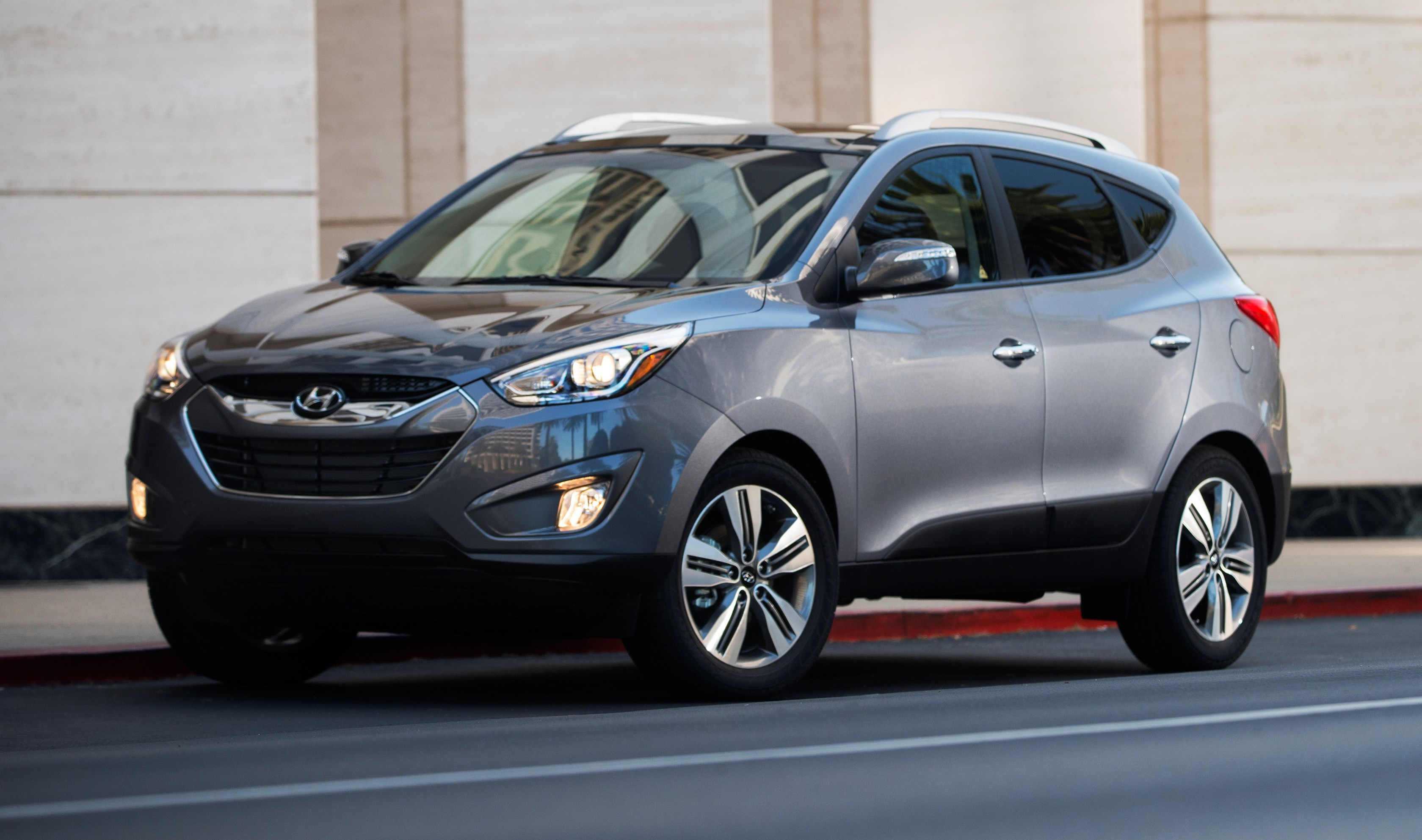 Hyundai Tucson Is Trendy Crossover With Loaded Pricing Under