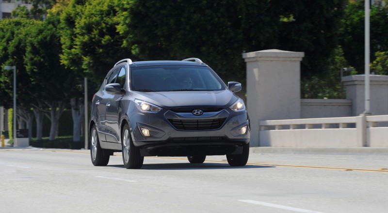 2015 Hyundai Tucson is Trendy Crossover With Loaded Pricing Under $30,000 7