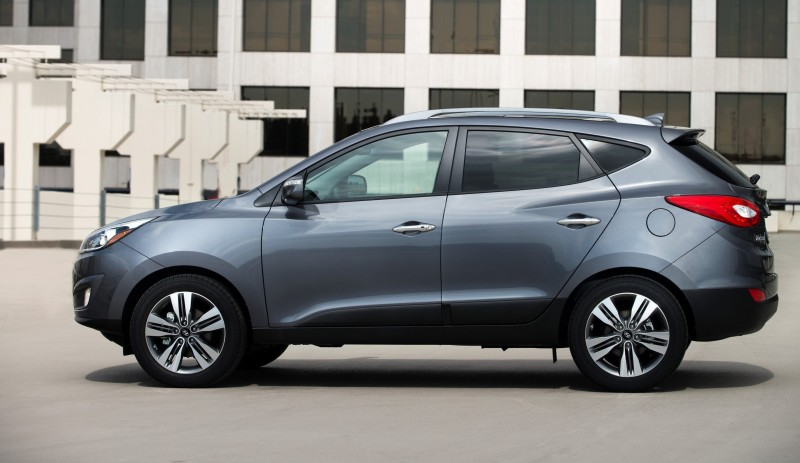 2015 Hyundai Tucson is Trendy Crossover With Loaded Pricing Under $30,000 8