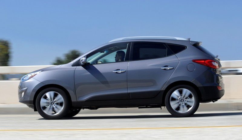 2015 Hyundai Tucson is Trendy Crossover With Loaded Pricing Under $30,000 9