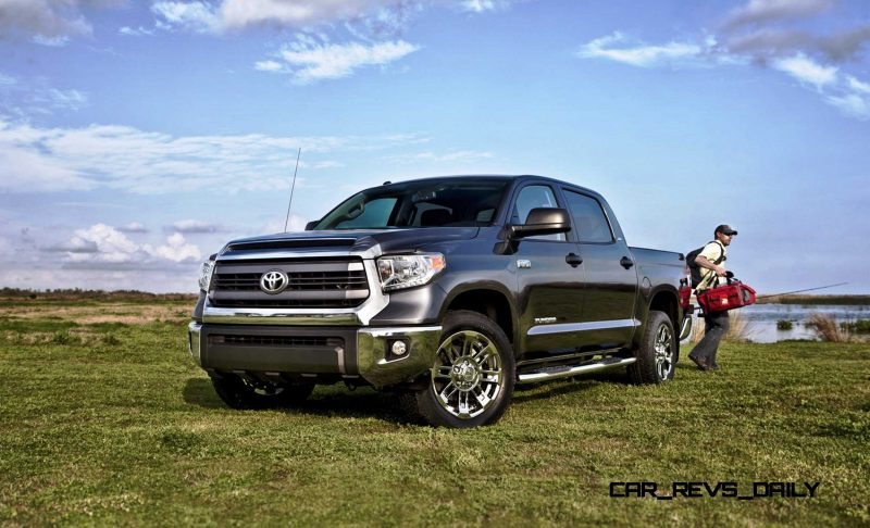 2015 Toyota Tundra Bass Pro Shops Off-Road Edition 2