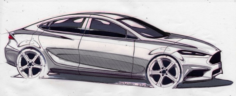 2016 Ford Taurus 17