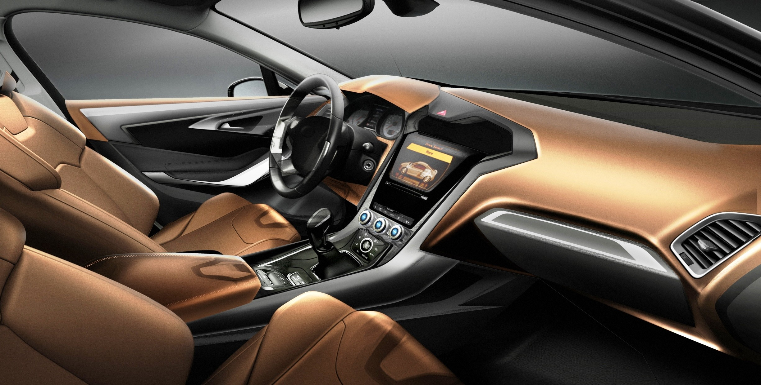 ford advanced design sketches may show direction of 2016