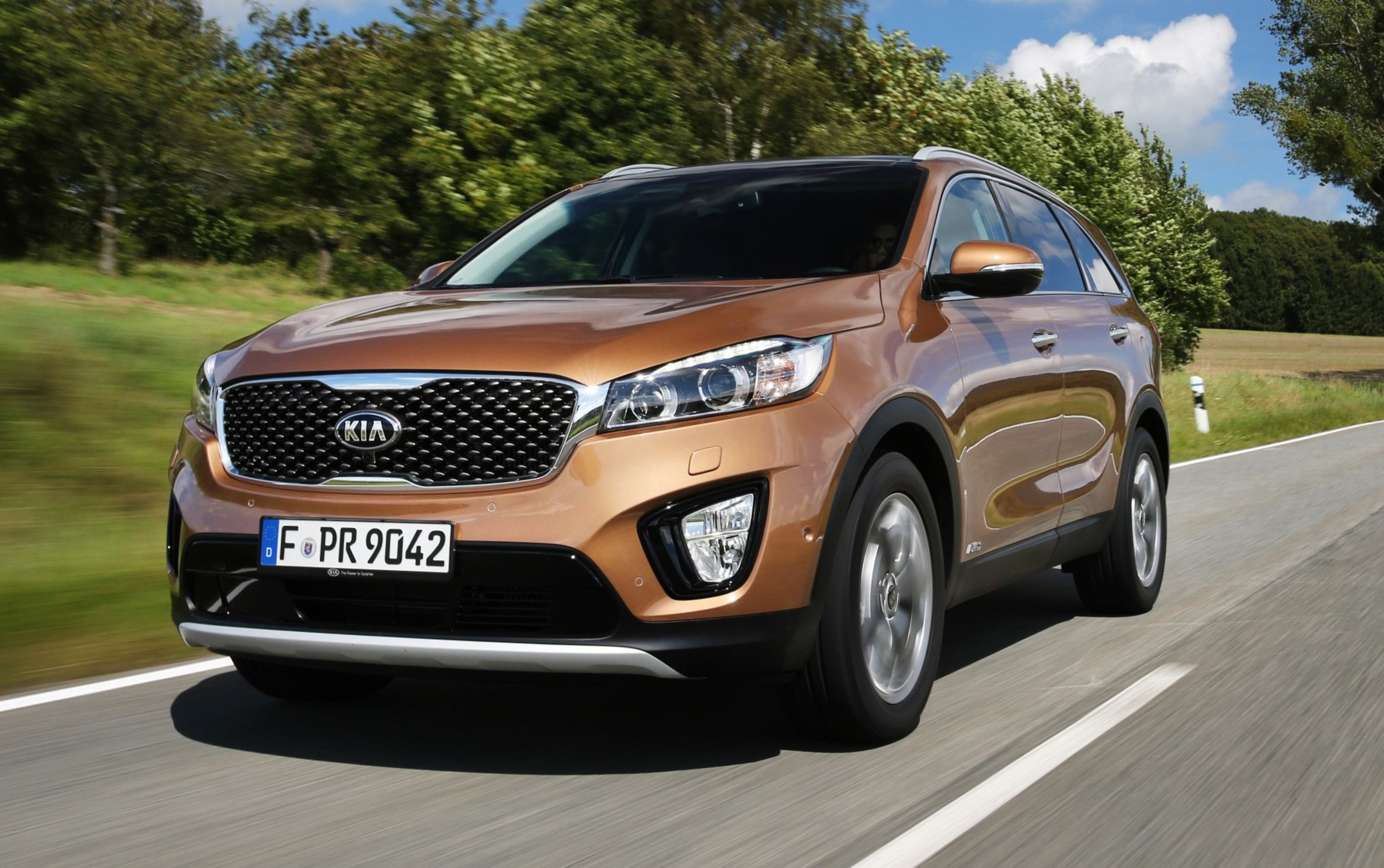 sorento awd testdriven kia first drive tv price