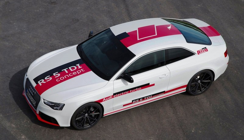 48V Audi RS5 TDI Concept 11