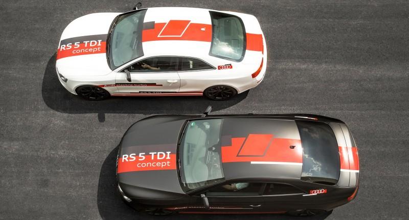 48V Audi RS5 TDI Concept 3