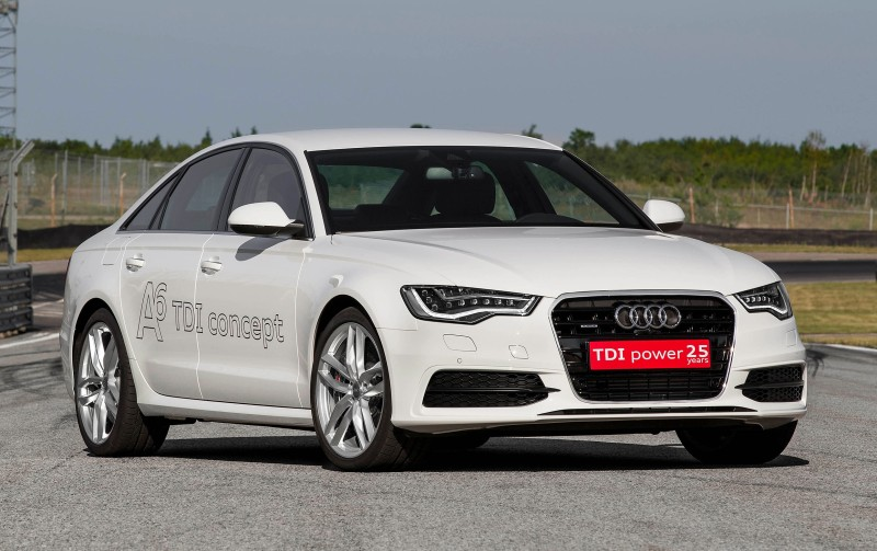 Audi Sexes Up 48-Volt Conversion With New Electric Turbo RS5 TDI 4