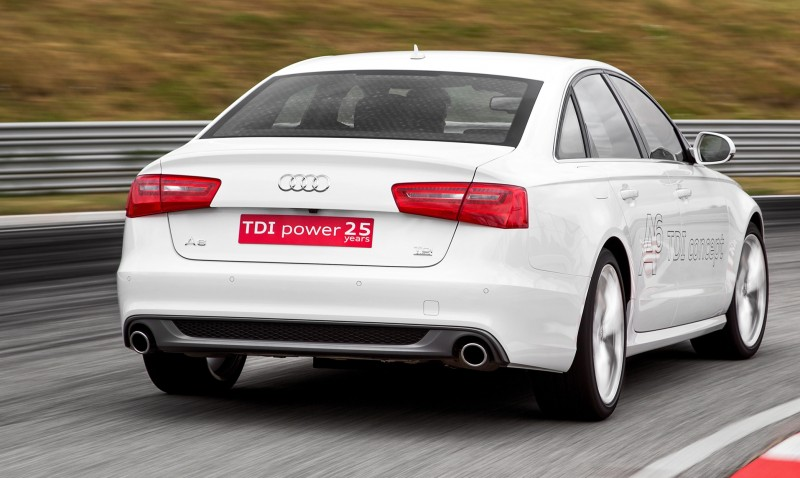 Audi Sexes Up 48-Volt Conversion With New Electric Turbo RS5 TDI 6