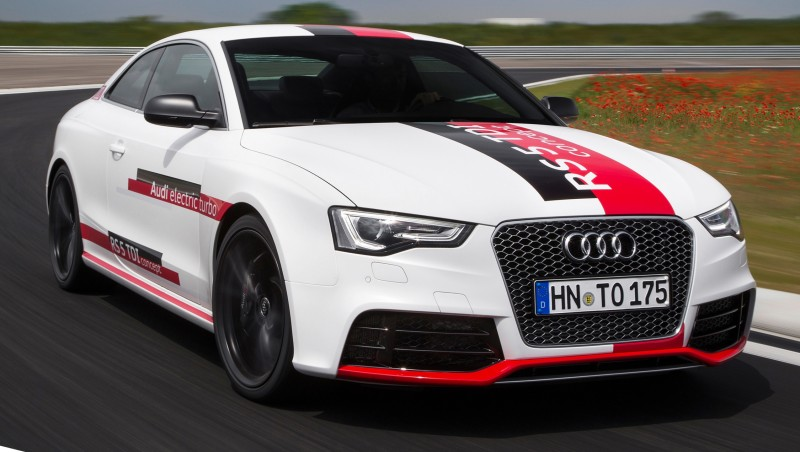 Audi Sexes Up 48-Volt Conversion With New Electric Turbo RS5 TDI 9