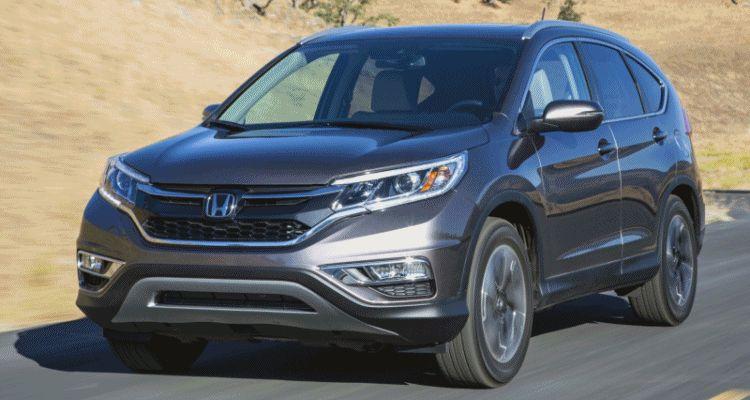 Honda CR-V gif