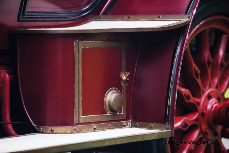 1905 FIAT 60HP Five-Passenger Tourer by Quinby  14