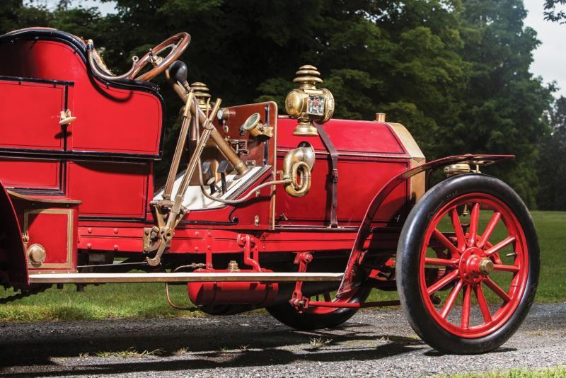 1905 FIAT 60HP Five-Passenger Tourer by Quinby  24