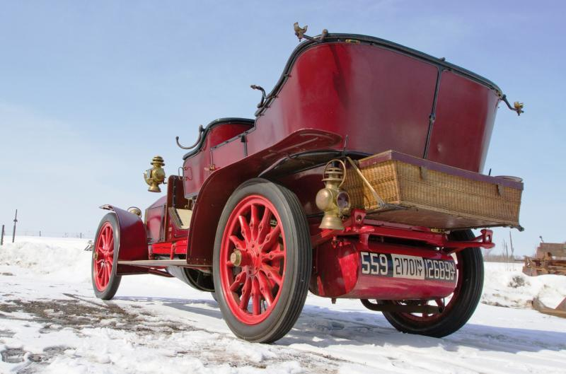 1905 FIAT 60HP Five-Passenger Tourer by Quinby  66
