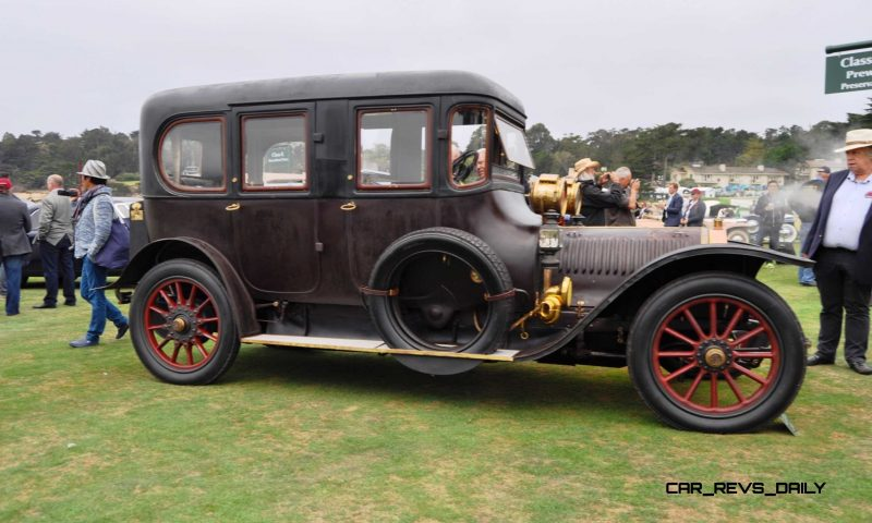 1911 Hotchkiss AD Amiet Enclosed Limousine 13