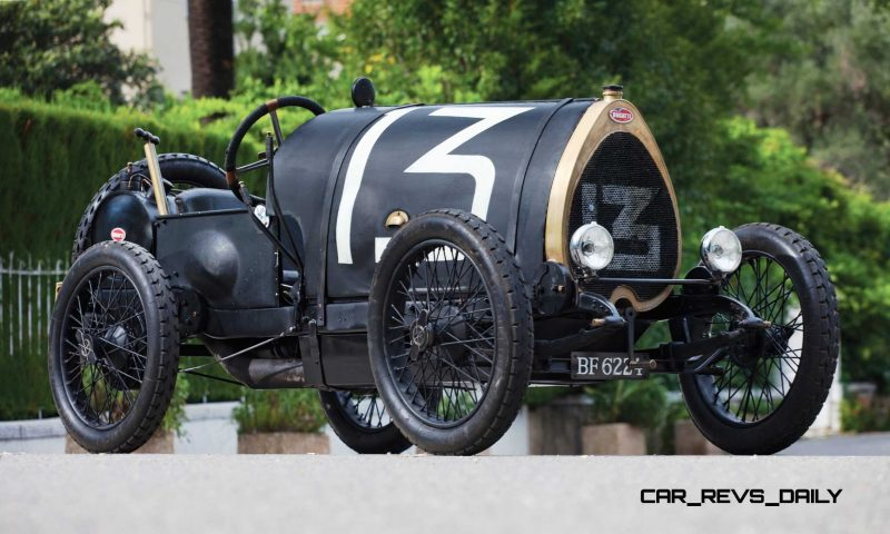 1920 Bugatti Type 23 1
