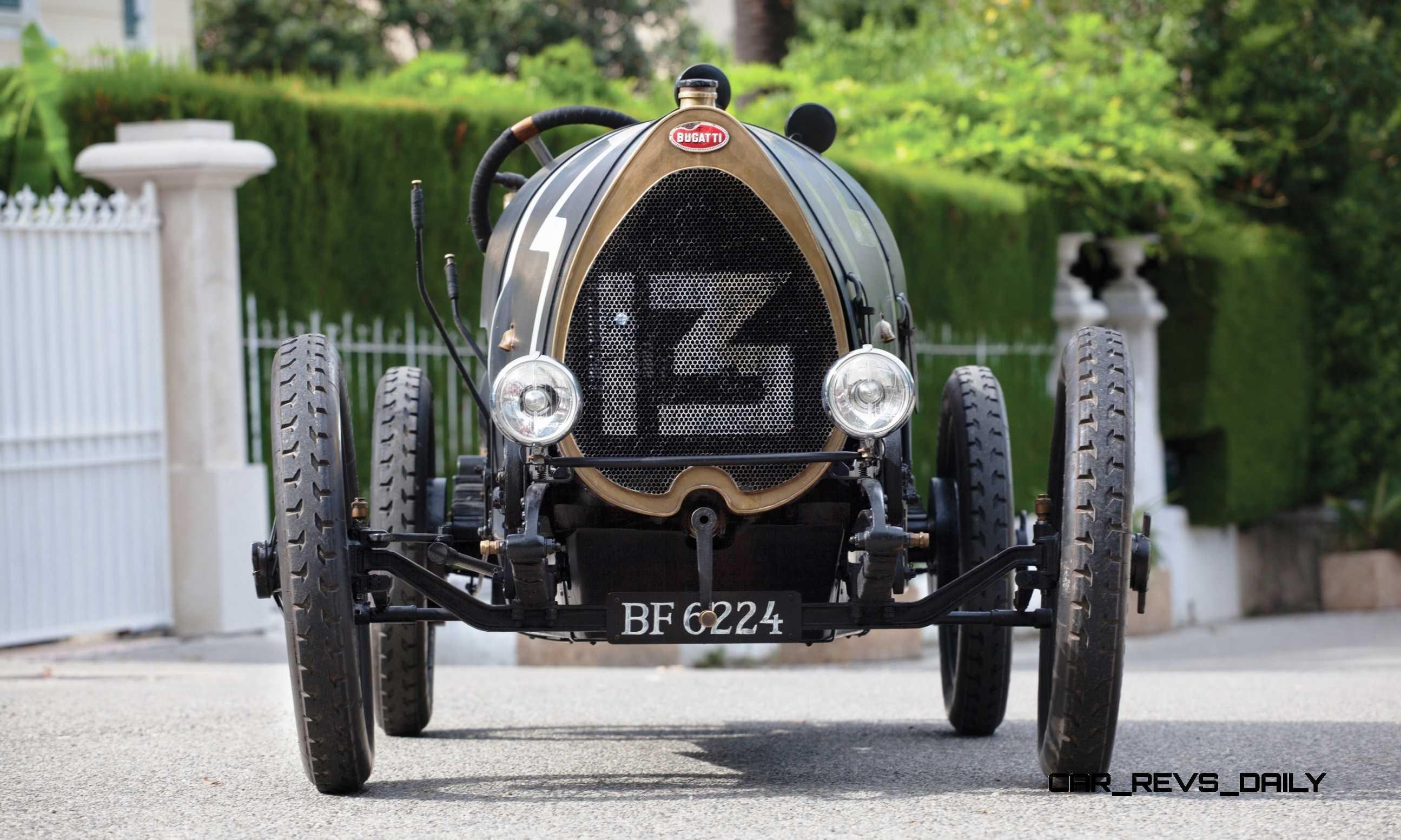 1920 Bugatti Type 23 12