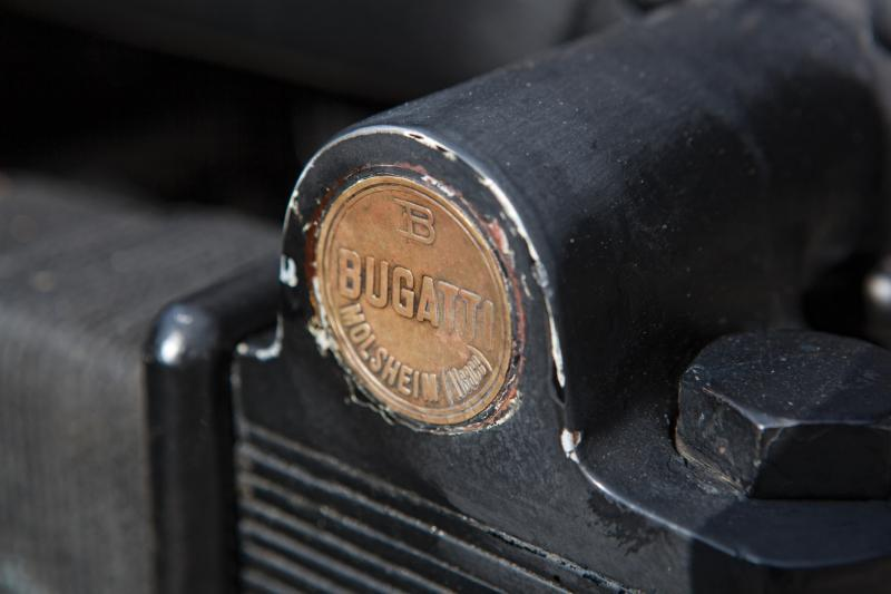 1920 Bugatti Type 23 23