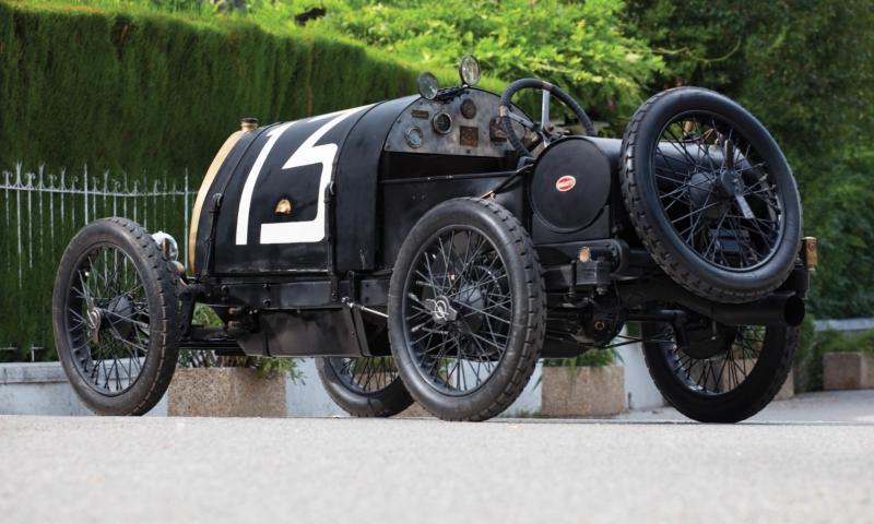 1920 Bugatti Type 23 3