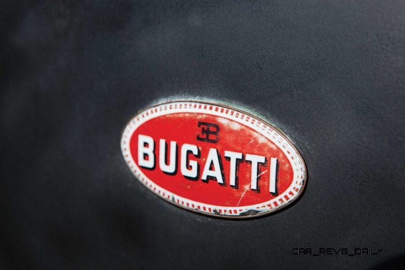 1920 Bugatti Type 23 8