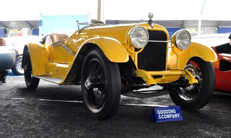 1920 Mercer Series 5 Raceabout 1