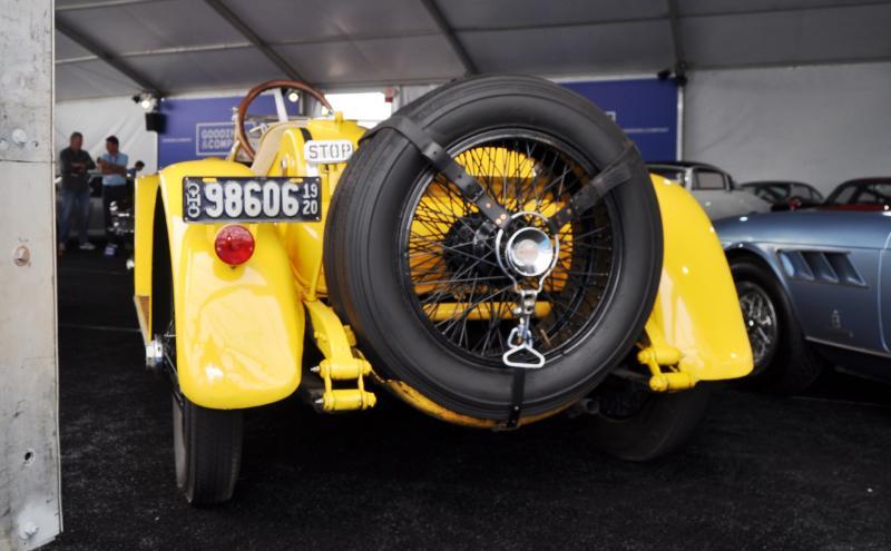 1920 Mercer Series 5 Raceabout  10