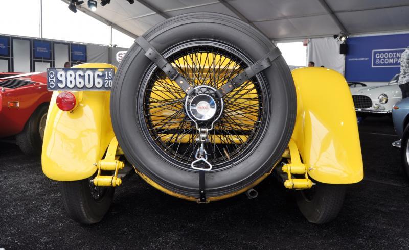 1920 Mercer Series 5 Raceabout  11
