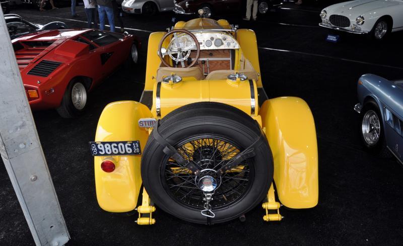 1920 Mercer Series 5 Raceabout 14